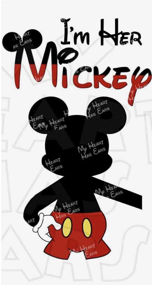 Mickey ass