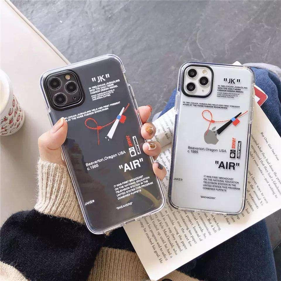 חדש !!!! נייק שקוף 2020!! לכל סוגי הטלפונים!!