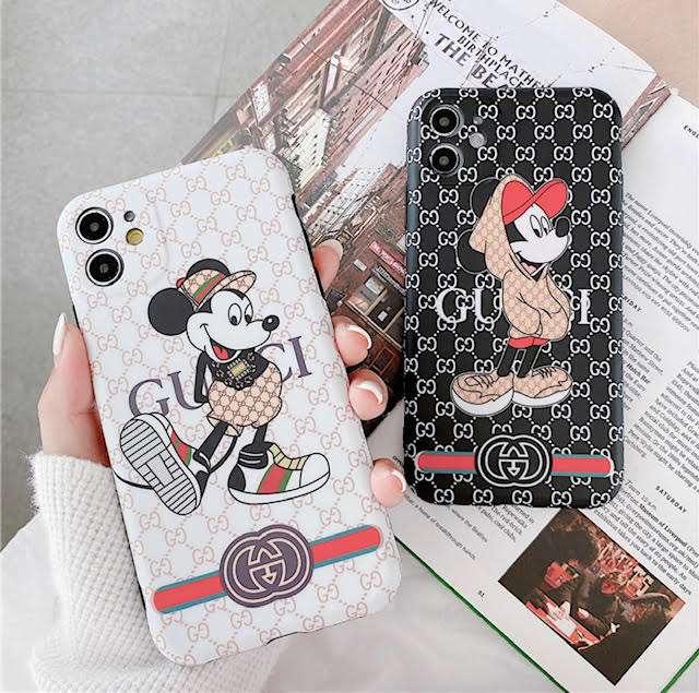 New Minnie & Mickey